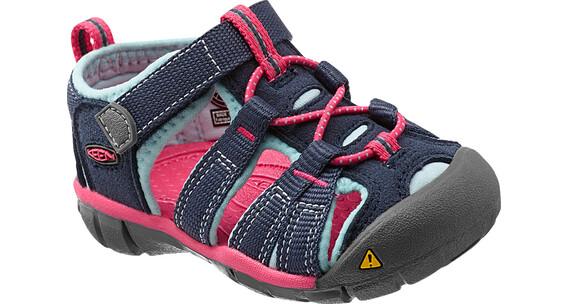 Keen Infants Seacamp II CNX Shoes Midnight Navy/Corydalis Blue